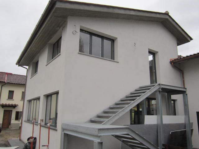 abitazione restaurata
