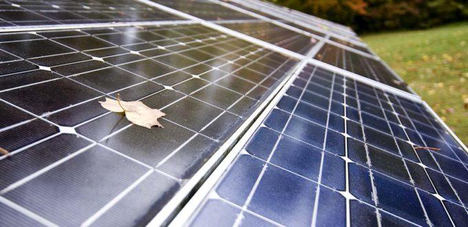 Progettazione energetica - pannelli solari